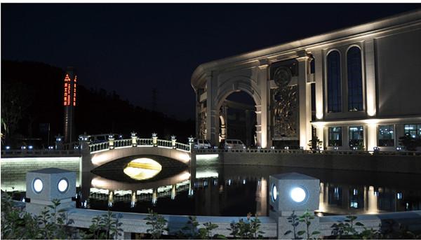 昌骏建筑智能化泛光照明系统设计优势