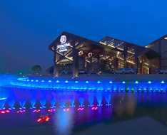 嘉兴希尔顿逸林酒店智能灯光控制