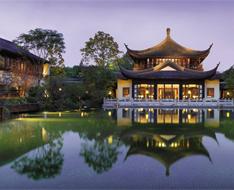 杭州白金五星级四季酒店智能灯光控制案例
