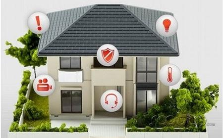 2020年智能家居行业产值有望突破1万亿元