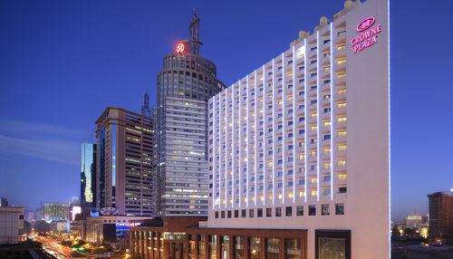 昆明中心皇冠假日酒店智能照明系统