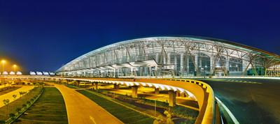 广州白云机场智能照明控制系统