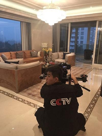 CCTV走进浙江昌骏:智能家居行业新势力