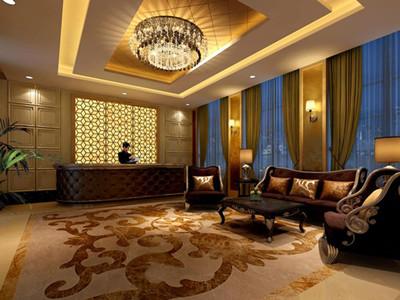 路创智能照明控制系统打造宾至如归的舒适酒店
