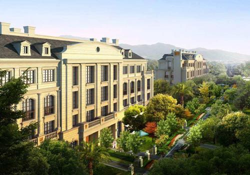 杭州美林公馆智能家居项目
