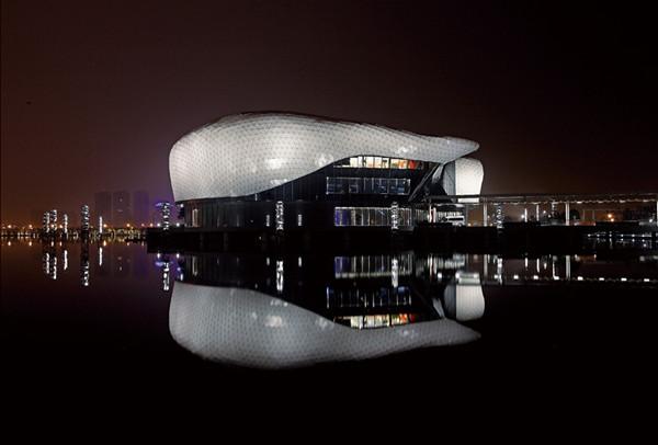 室外建筑泛光照明的意义及具体表现