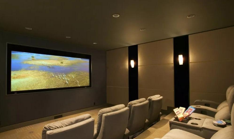 安装家庭影院系统时,这些便宜不要占